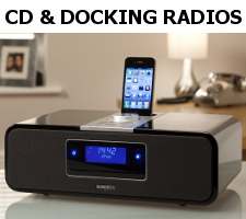 CD and Docking Radio
