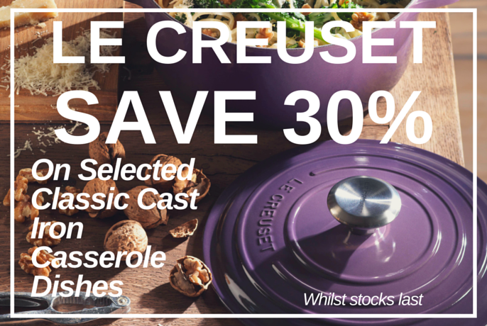 Le Creuset Classic Cast Iron Offers