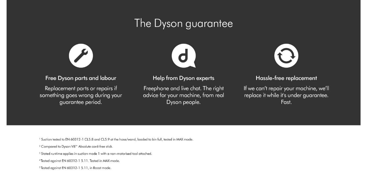 Dyson V8 Animal +