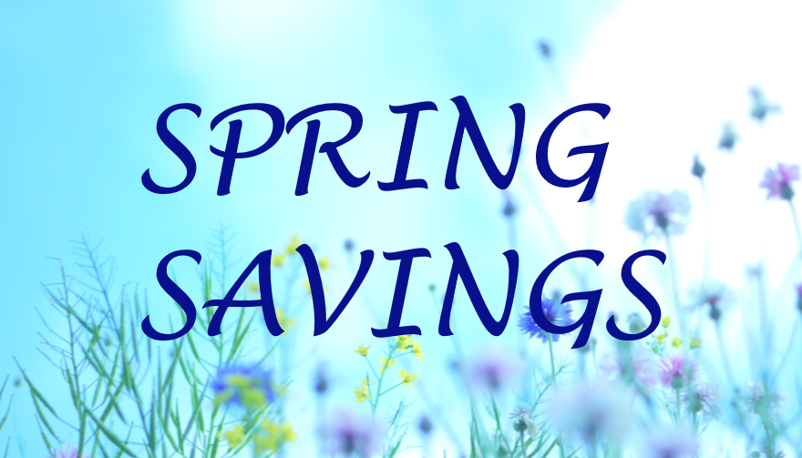 Go Elelctrical Spring Savings