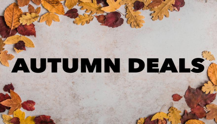Go-Electrical Autumn Deals