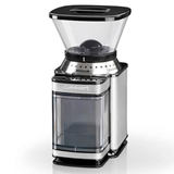 coffee burr grinder for manual coffee machines