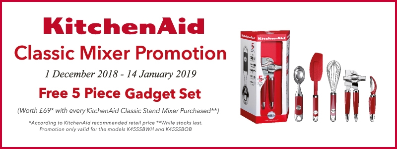 Kitchenaid Gadget Set Offer