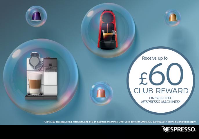 Nespresso Club Rewards