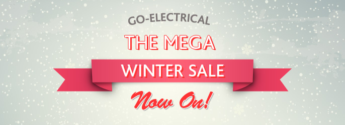 Go Electrical Winter Sale